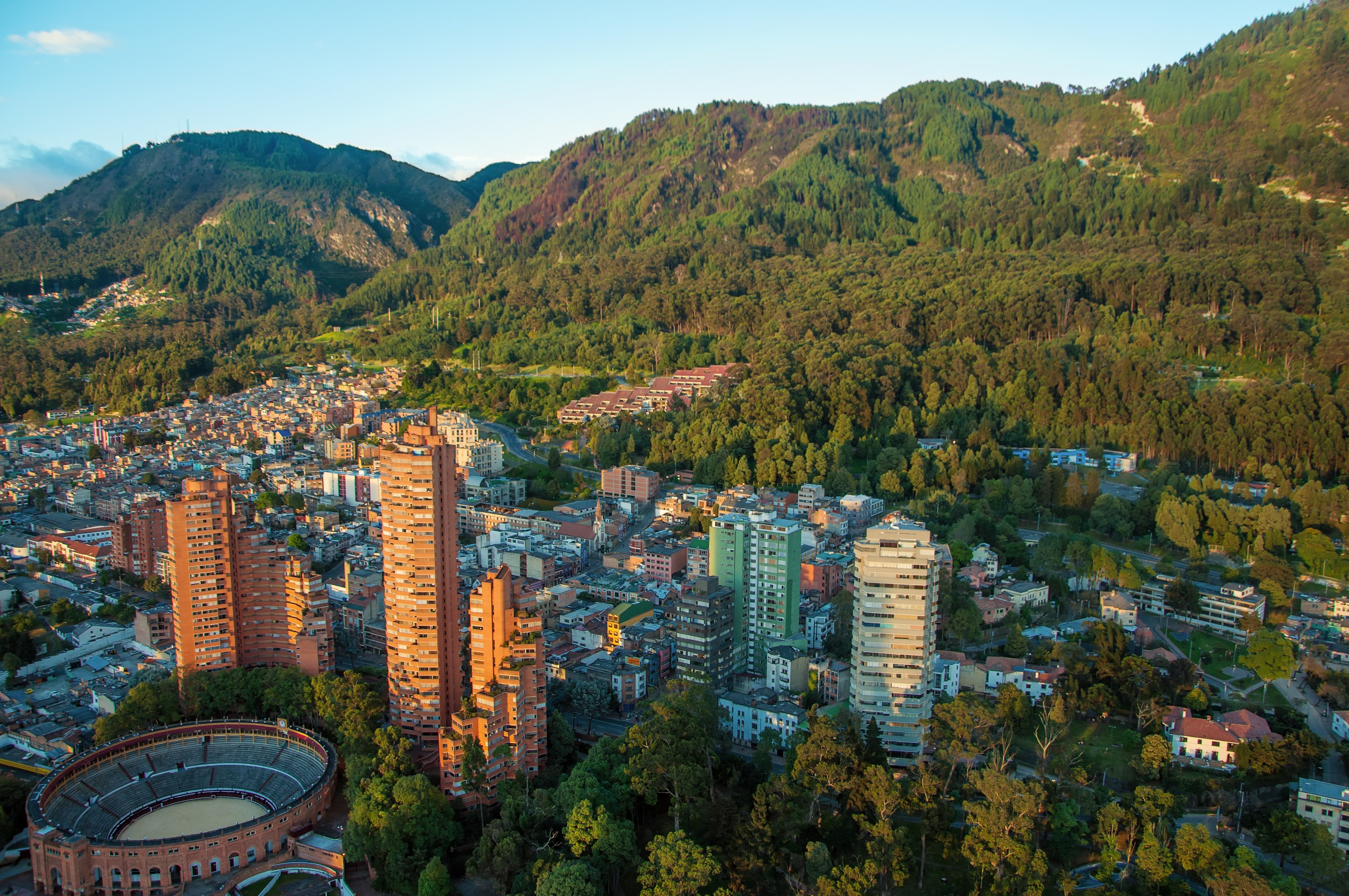 Bogotá, the city that is always changing