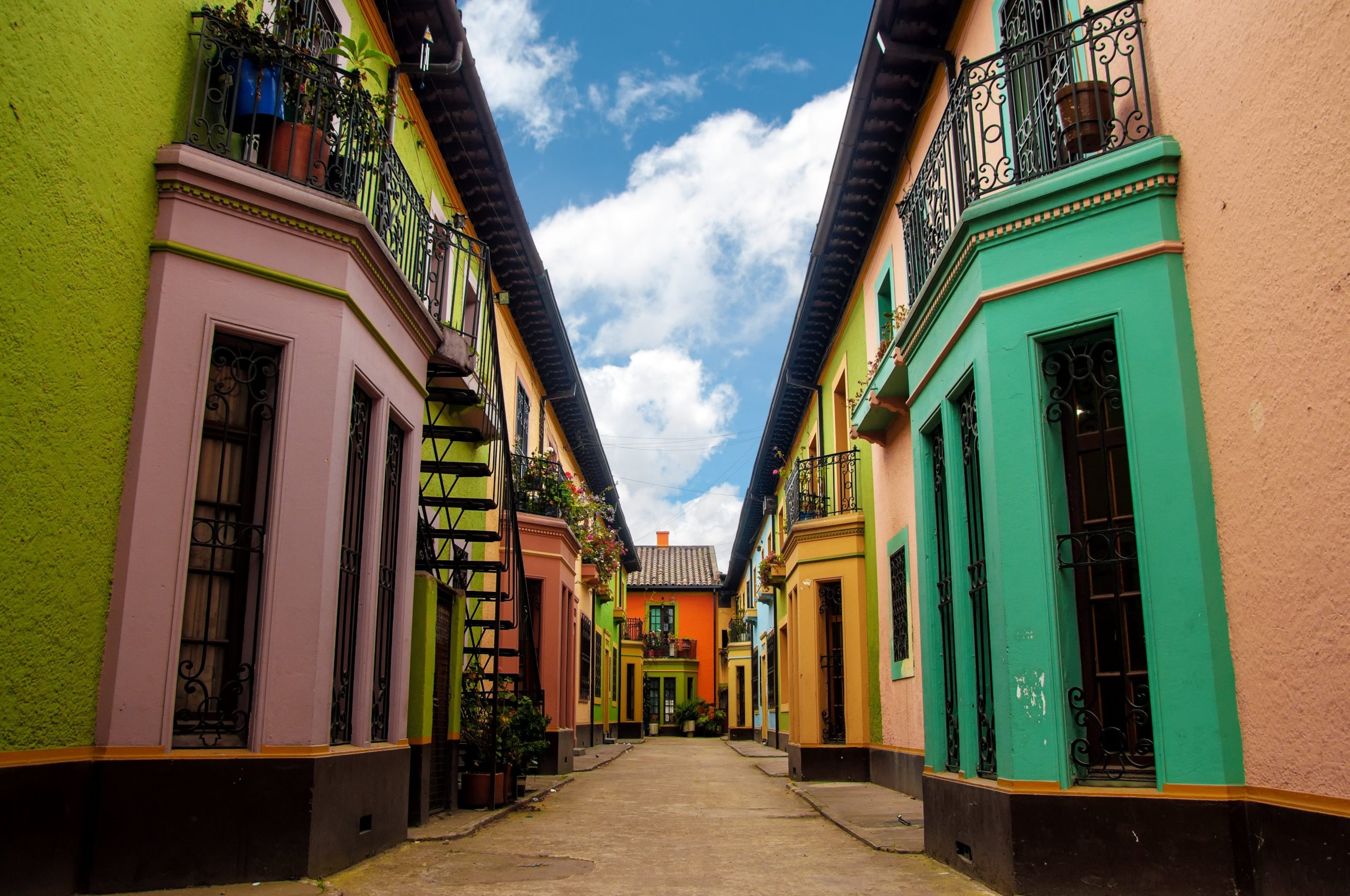 4 places you can't miss in Bogotá